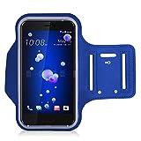 HTC Desire 12Plus Armband Fall, DN® Sport Sportarmband für HTC Desire 12Plus, verstellbare Größe, sicheres Design, geeignet für Radfahren, Laufen, Joggen, Wandern, Trekking, Workout, Übung für HTC Desire 12Plus