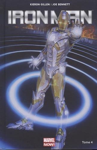 IRON-MAN MARVEL NOW T04