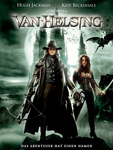 Van Helsing (Instant Amazon Dracula)