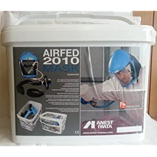 Anest Iwata VIUAF2010KIT Full Airfed Face Mask Class 3