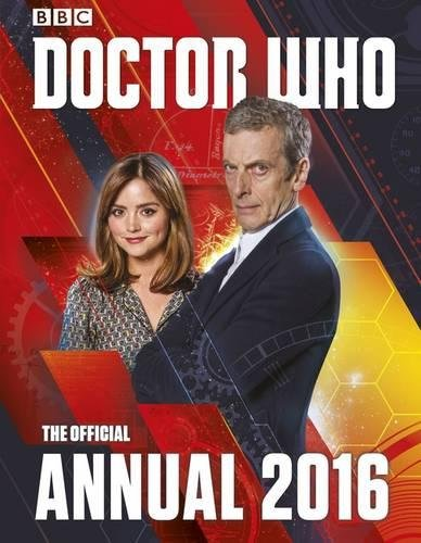Doctor Who. Official Annual 2015 por Vv.Aa.