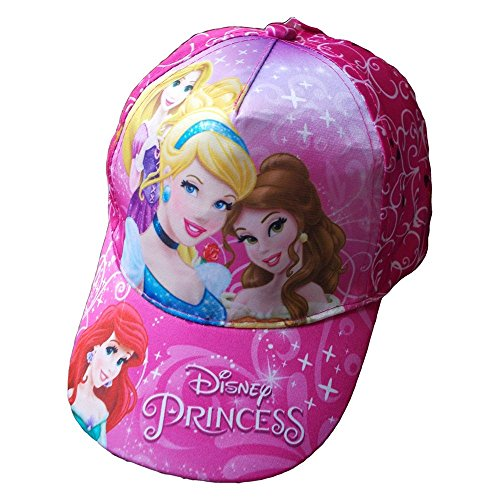 Cappello estivo principesse disney con visiera taglia unica - 45364/2