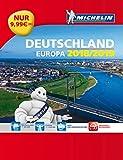Michelin Straßenatlas Deutschland & Europa 2018/2019 (MICHELIN Atlanten)
