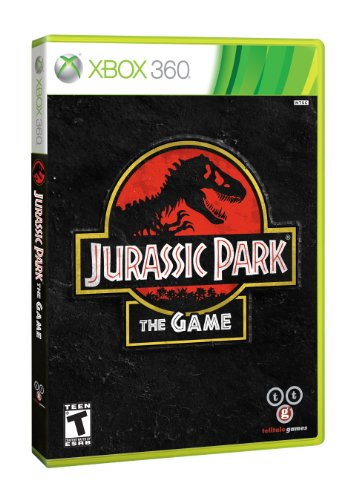 Jurassic Park - The Game - Xbox 360 by Telltale Games