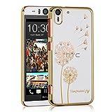 kwmobile Crystal Case Hülle für HTC Desire Eye mit I love