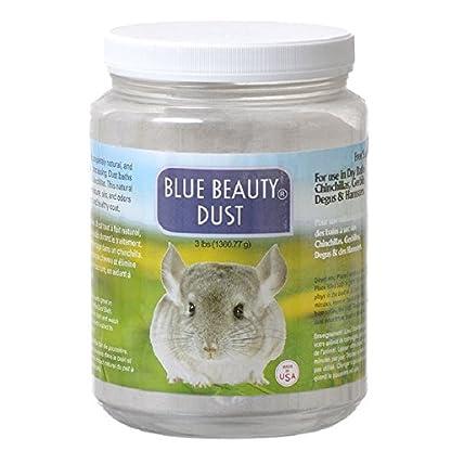 Lixit 30-0605-001 Blue Cloud Dust, 3-Pound Jar, Grey 1