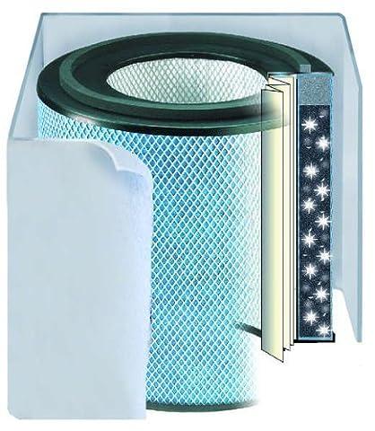 Austin Air (FR250) Healthmate Plus Jr Replacement Filter w/ Prefilter - White by Austin Air