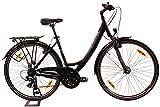 Damen Fahrrad 28 Zoll - Pegasus Piazza - 21 Gänge...