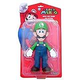 Nintendo Super Mario Figur XXL - LUIGI - 23 cm, beweglich