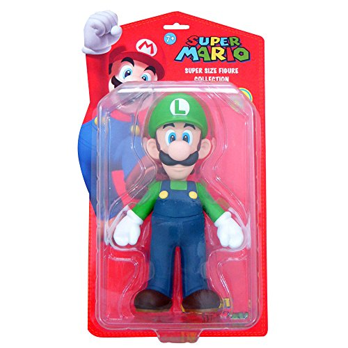 Nintendo - Muñeco de Super Mario (23 cm)
