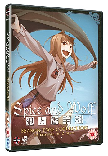 Spice And Wolf - Complete Season 2 [UK Import] -