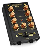 Pronomic DX-10BK DJ Mixer nero