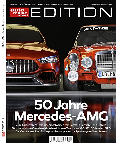 auto motor und sport Edition - 50 Jahre AMG (Auto-motoren)