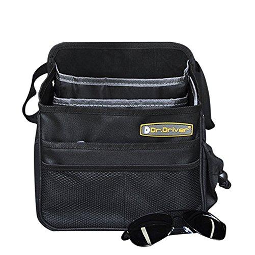 asentechuk® Langlebig und wasserdicht multifunktional Auto Organizer Rückseite Seat Aufbewahrungstasche Auto Halter Tasche