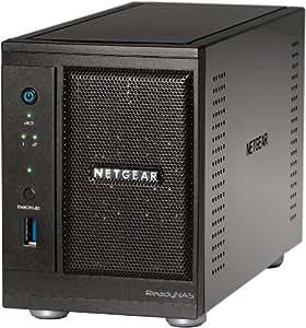 Netgear ReadyNAS Duo RND2210-200EUS Serveur de Stockage v2 2 To