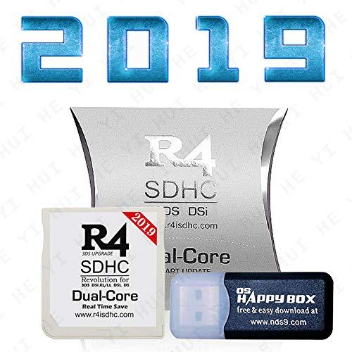 2019 Dual-Core SDHC per DS - DS Lite - DSi - DSi XL - 3DS - 2DS - 2DSXL
