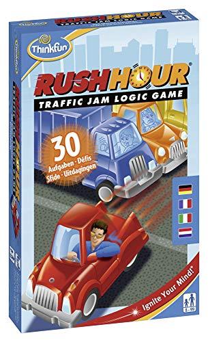 Ravensburger ThinkFun 76369 Rush Hour Mitbringspiel
