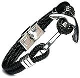 Lufetti Armband mit Anker Edition