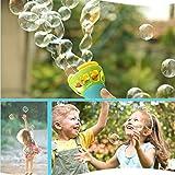 Mamum Fan-Seifenblasenmaschine, magischer Sommerspaß Auto Blase Gebläse Kaffee mini Kinder im Freien spielen