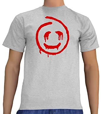 Touchlines Unisex/Herren T-Shirt Red John - The Mentalist, ash, XXXL, B1754