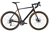 SERIOUS Grafix Black-orange Earth Rahmenhöhe 50cm 2018 Cyclocrosser