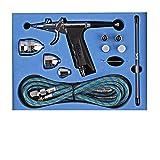 GANZTON SP166AK Dual-Action-Trigger Control Airbrush Air-Lack Steuerung Airbrush für Kunst Farbe Kuchen Dekoration Art-und-Craft-Projekte Kunstfarbe Auto Pinsel