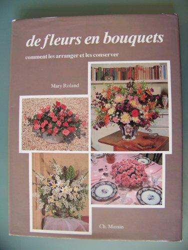 De fleurs en bouquets