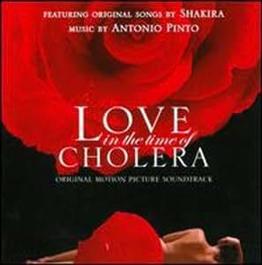Love in the Time of Cholera / Die Liebe in den Zeiten der Cholera (OST)