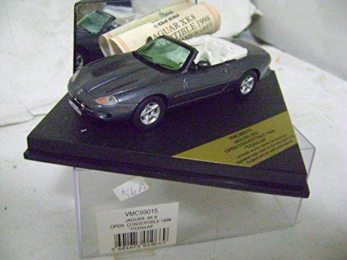 VITESSE JAGUAR XK8 1998 POEN/CONVERTIBLE MODEL METAL 1/43