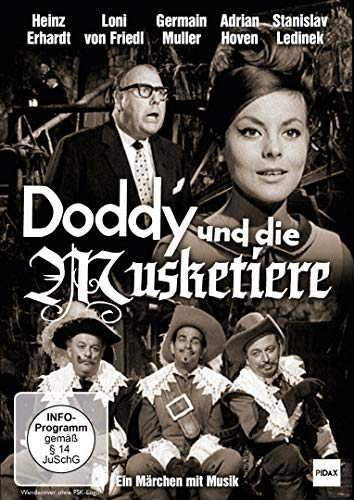 Doddy und die Musketiere / Ein spritziges Märchen mit toller Besetzung (u.a. Heinz Erhardt) und Musik aus den Sixties