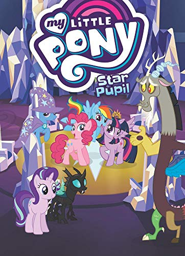 Adapting the most beloved My Little Pony animated cartoon episodes to graphic novels! Revisit the inhabitants of Equestria and learn about the magic that friendship brings in this adaptation of the television series' seventh season premiere! This vol...