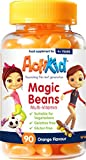 ActiKid Magic Beans Multi-Vitamin 90x Orange Flavour, Gelatine Free, Vitamins for Kids from ActiKid