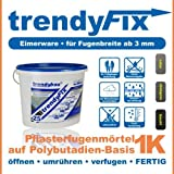 Trendy FIX, 1K Pflasterfugenmörtel, EXCLUSIV NUR ONLINE Farbe sand-basalt