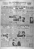 REPUBLIQUE DU CENTRE (LA) [No 5511] du 04/11/1963 - LE CONFLIT ALGERO MAROCIAN SURVIT AUX ACCORDS DE BAMAKO LE COUP D ETAT MILITAIRE AYANT TRIOMPHE - LES CIRCONSTANCES DE LA MORT DU PRESIDENT ET DE M NHU DEMEURENT MYSTERIEUSES NOUVEAU MIRACLE A LA MINE MATHILDE - ONZE DES QUARANTES MINEURS EMMURES SONT VIVANT ELSA MAXWELL LA -COMMERE- AMERICAINE N EST PLUS DEUX COSMONAUTES SOVIETIQUES ATTEIGNENT LA LUNE DE MIEL - VALENTINA ET NIKOLAEV M DEFFERRE A UN JOURNAL SUISSE - LE GENERAL DE GAULLE FERA PR