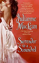 Surrender to a Scoundrel (The American Heiress Series) by Julianne MacLean (2006-12-26)