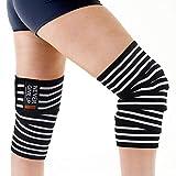 Kniebandage, Kniebandagen zum Gewichtheben Elastische Kniebandage und -kompression für schwere...