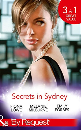 book cover of Secrets In Sydney