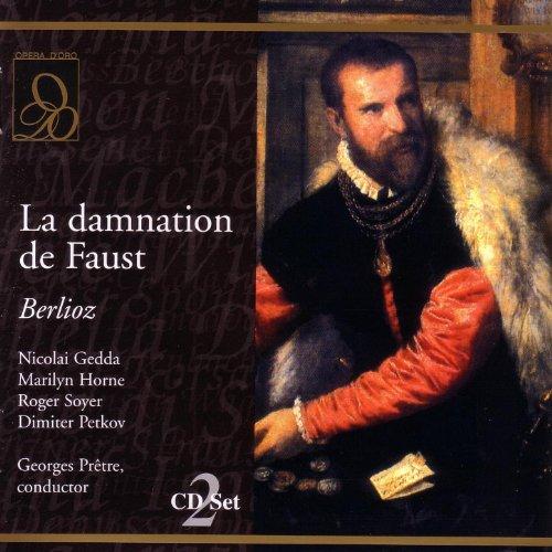 Berlioz: La damnation de Faust: Dors! Heureux Faust