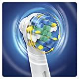 Oral-B FlossAction Electric Toothbrush Replacement Heads Powered by Braun - Pack of 4 Bild 1