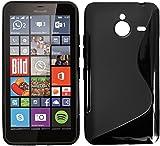 tomaxx Microsoft Lumia 640 XL Hülle s-tpu Tasche