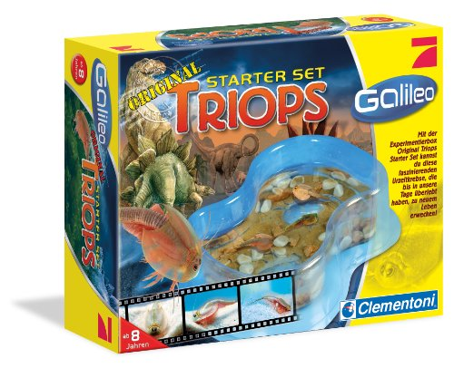 Clementoni 69694.9 - Galileo - Original Triops - Starter-Set