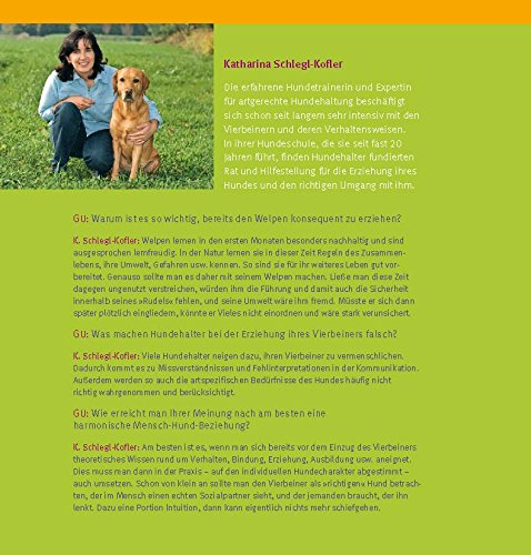 Welpen-Erziehung: Der 8-Wochen-Trainingsplan für Welpen. Plus Junghund-Training vom 5. bis 12. Monat (GU Tier Spezial) - 9