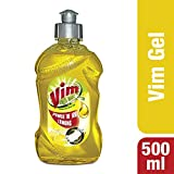 #8: Vim Dishwash Gel, Lemon, 500 ml
