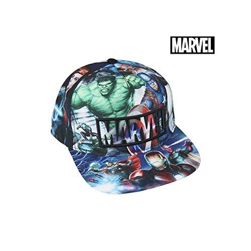 b8a67f2d75f5b ▷ Gorra Marvel para Comprar en las tiendas ONLINE  LA MEJOR OFERTA ...