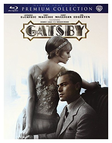 The Great Gatsby [Blu-Ray] [Region B] (IMPORT) (Keine deutsche Version)