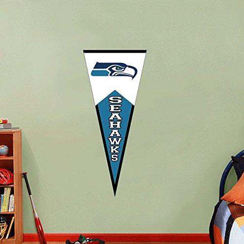 Seattle Seahawks Football NFL Home Decor Art Wall Vinyl Sticker 63 x 25 cm