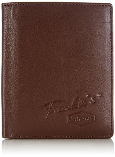 Frankie's Garage Norman WS115110058-023 Unisex-Erwachsene Geldbörsen 12x10x3 cm (B x H x T) Braun (coffee 023)