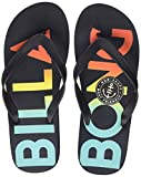 Billabong All Day Prints, Flip Flops Herren, Herren, All Day Prints, Mehrfarbig