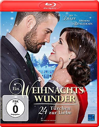 Ein Weihnachtswunder - 24 Türchen zur Liebe [Blu-ray]