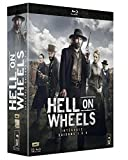 Hell on Wheels - L'intégrale des saisons 1 à 4 [Francia] [Blu-ray]